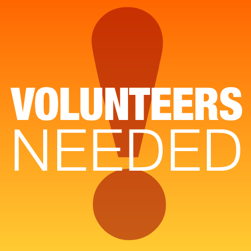 Sign Up to Volunteer!